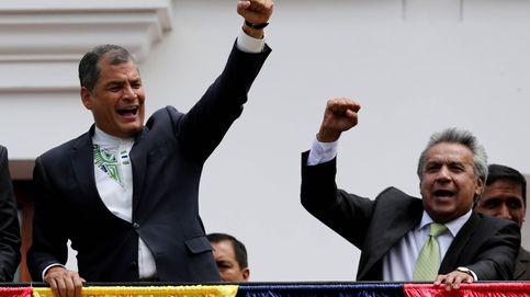 Correa contra los 'viejos camaradas': la lucha de poder en Ecuador se resuelve hoy