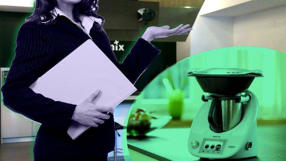 El ejército de las 7.800 falsas autónomas que vende las Thermomix en España