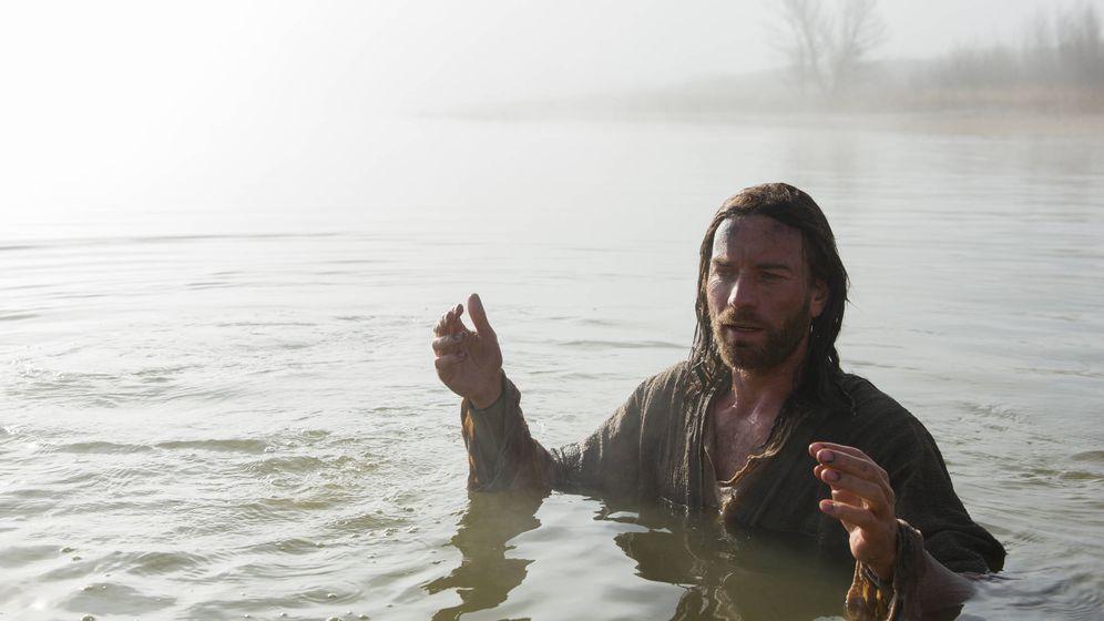 Foto: Ewan McGregor es Jesucristo en 'Últimos días en el desierto', de Rodrigo García