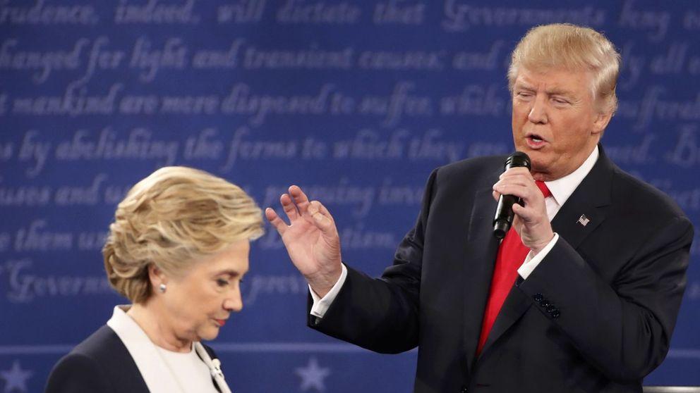 Elecciones en Estados Unidos: el debate entre Trump y Clinton, en directo