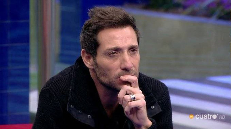 'GH VIP 7' | Antonio David, hundido por Alba Carrillo: Si respetas a tu hija, ¡cállate!