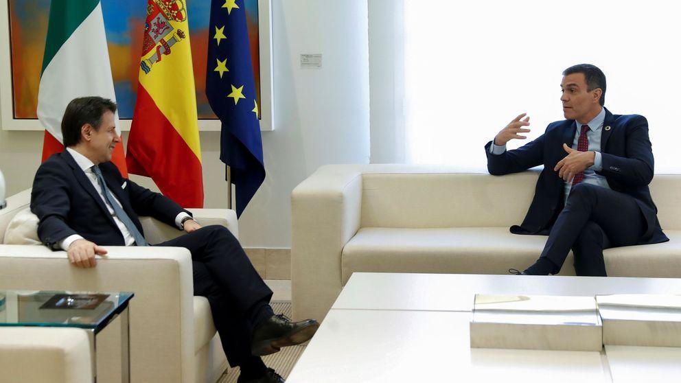 Sánchez ve inquietantes las investigaciones del emérito y agradece al Rey que se separe