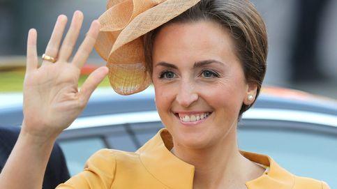 Claire de Bélgica, la última royal contagiada de coronavirus