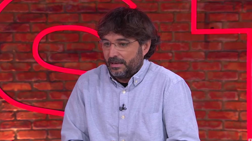 Foto: El presentador Jordi Évole. (Telemundo)