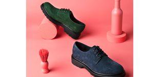 Post de El zapato más rompedor de Les Chausseurs