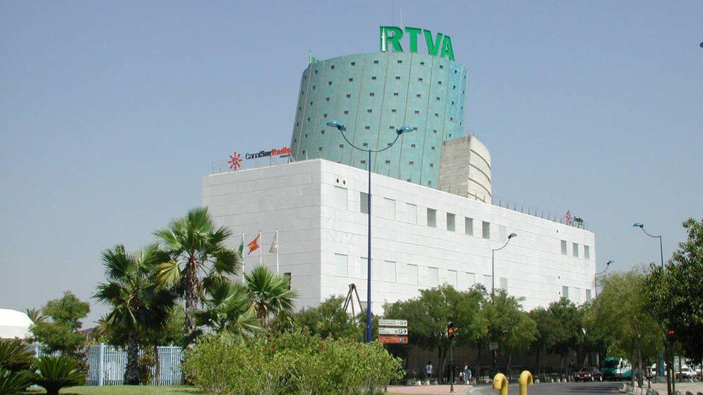 Foto: Sede de Radio Televisión Autonómica Andaluza