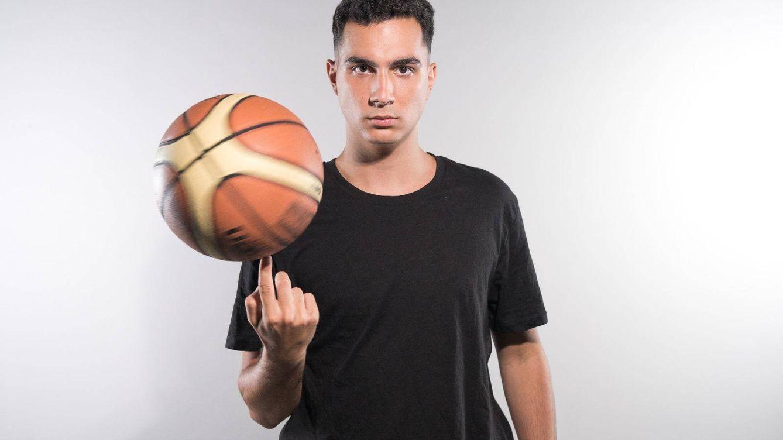 Oriol Tres, el canterano del Barça de 'basket' que se convirtió en 'youtuber' de éxito