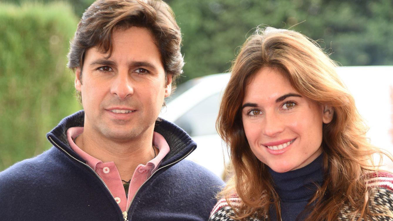 Foto: El torero Francisco Rivera junto a su mujer, Lourdes Montes (Gtres)