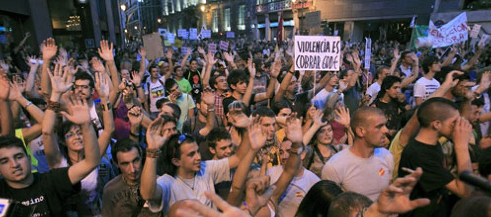 El 15M reverdece laureles y vuelve a tomar Madrid