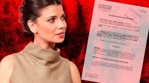 Pilar Punzano: los faxes e 'emails' del despido más truculento de 'Cuéntame'