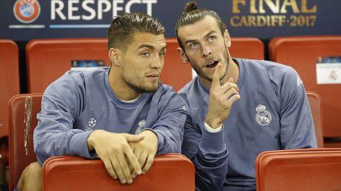 Los suplentes del Madrid no pudieron calentar a tiempo por la seguridad