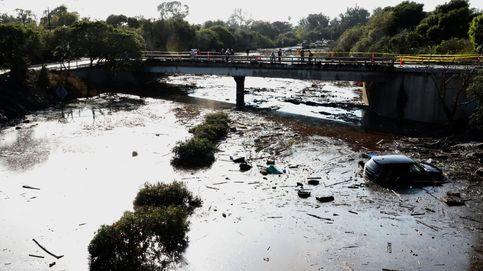 Las lluvias inundan y derrumban viviendas en Bolivia