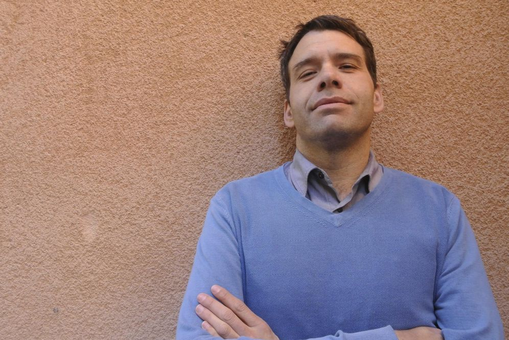 Foto: El periodista Rubén Amón. (EFE)