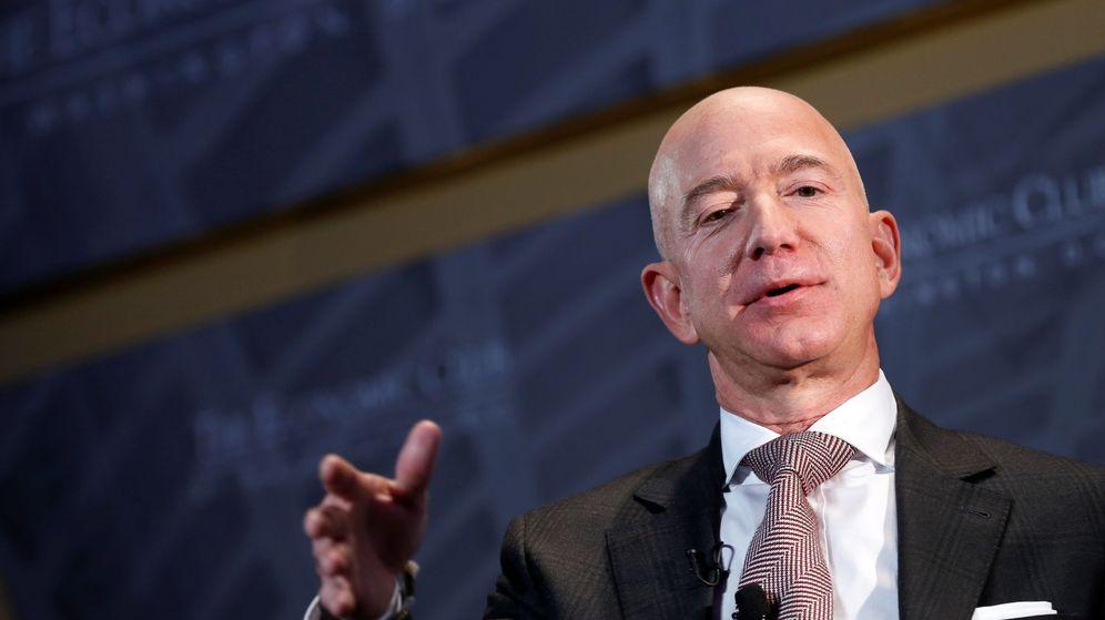 Foto: Jeff Bezos. (Reuters/Joshua Roberts)