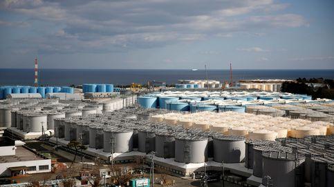 Un ministro nipón propone verter el agua radiactiva de Fukushima al océano Pacífico