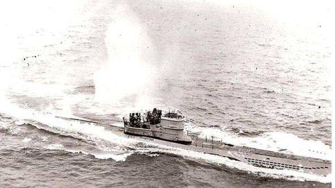 La increíble historia del U-966 Gut Holz, el submarino nazi encontrado en Galicia