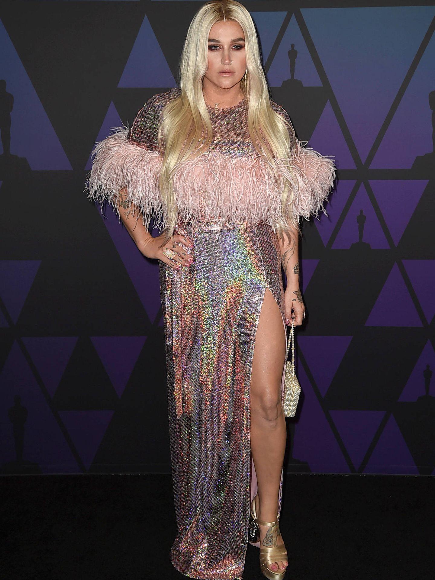 Kesha. (Getty)