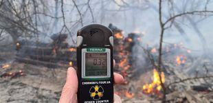 Post de Los incendios cercan Chernóbil: las llamas rondan los depósitos de residuos