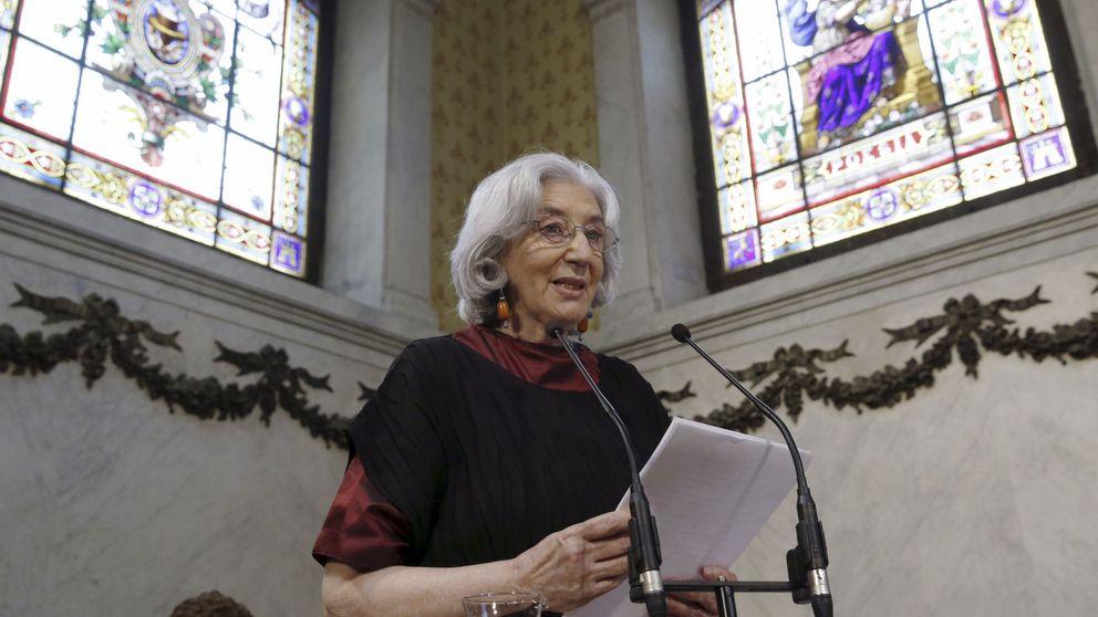 Clara Janés habla sobre el enigma de la escritura en su ingreso en la RAE