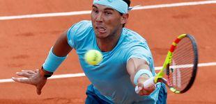 Post de Rafael Nadal gana a su 'admirador' Marterer en tres sets y ya está en cuartos