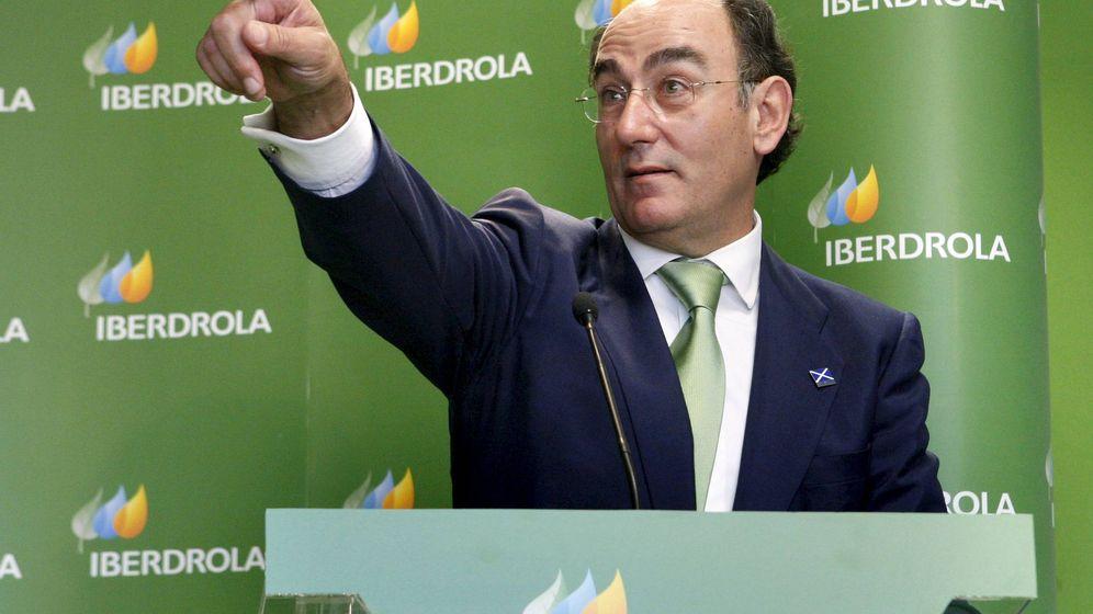 Resultado de imagen de presidente de Iberdrola, Ignacio Galán