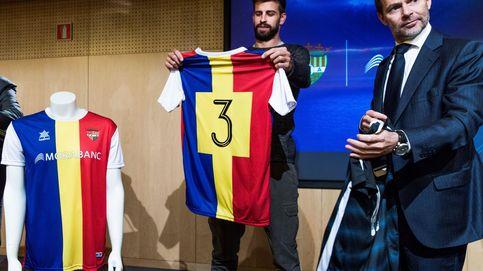 De Preferente a Segunda B: el enfado del Zamora por el ascenso del Andorra de Piqué