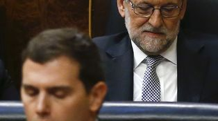 ¿Y si Rajoy dimite para que gobierne el PP con Rivera como vicepresidente?
