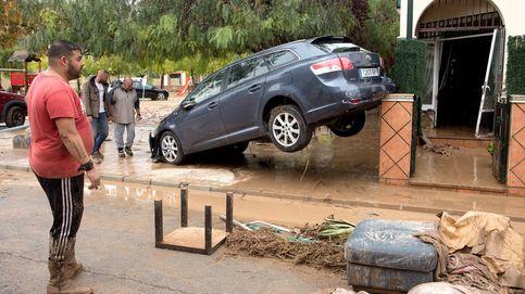 El Gobierno estudia declarar zona catastrófica algunas localidades de Málaga