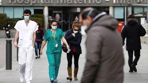 Los casos de coronavirus en España crecen hasta los 17.147 con un aumento del 25%