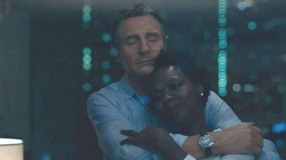 Foto: Liam Neeson, acostumbrado a cuidar de las personas en sus últimas películas