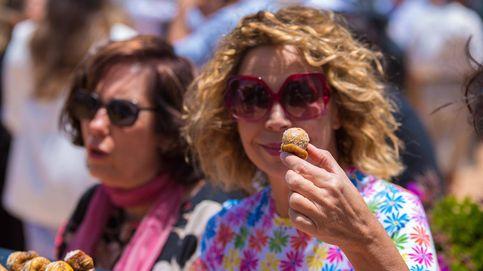 Ágatha Ruiz de la Prada y Luismi: desfile isleño, aniversario y accidente de circulación