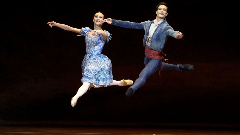 'Giselle', el último estreno de Joaquín de Luz. (EFE)