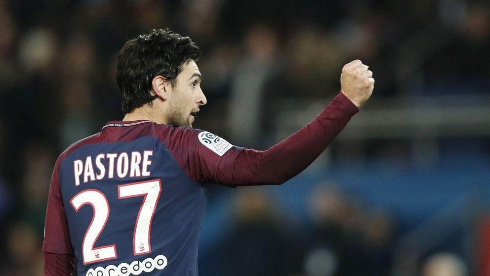 Pastore vuelve a colocarse en el foco del Atlético de Madrid y de Simeone