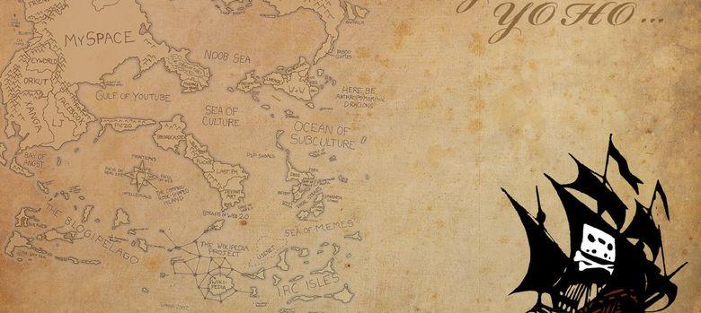 Foto: Nada detiene a 'The Pirate Bay'