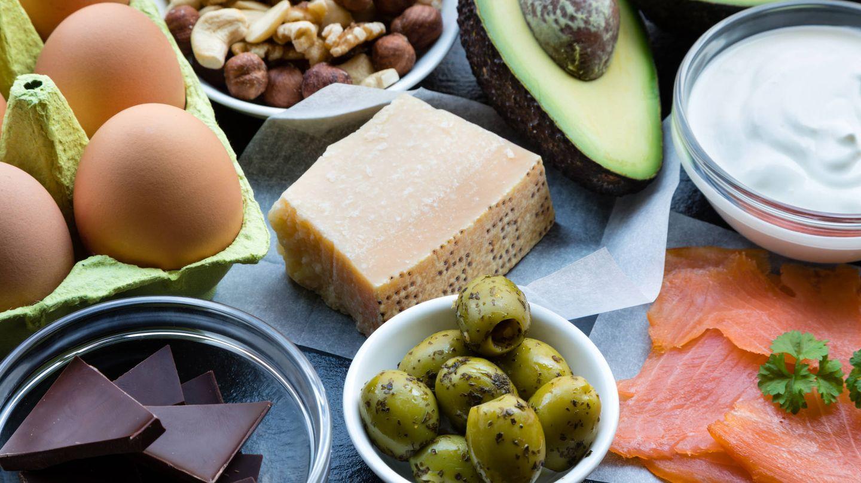 Las grasas son fundamentales en una dieta 'keto'. iStock