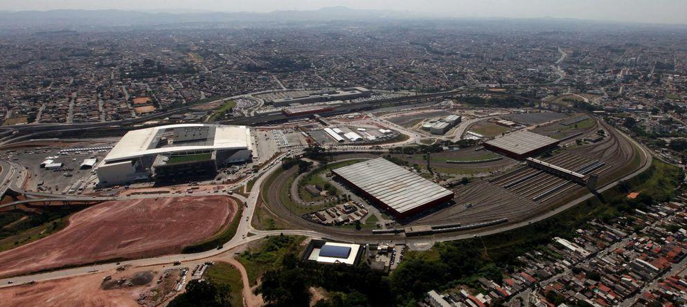 El despilfarro no es sólo español: la 'megalomanía' constructora del nuevo Brasil