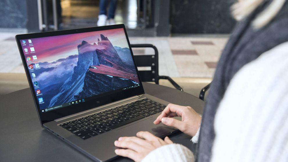 Probamos el Mi Notebook Pro: este portátil asequible de Xiaomi te hará olvidar a los Mac