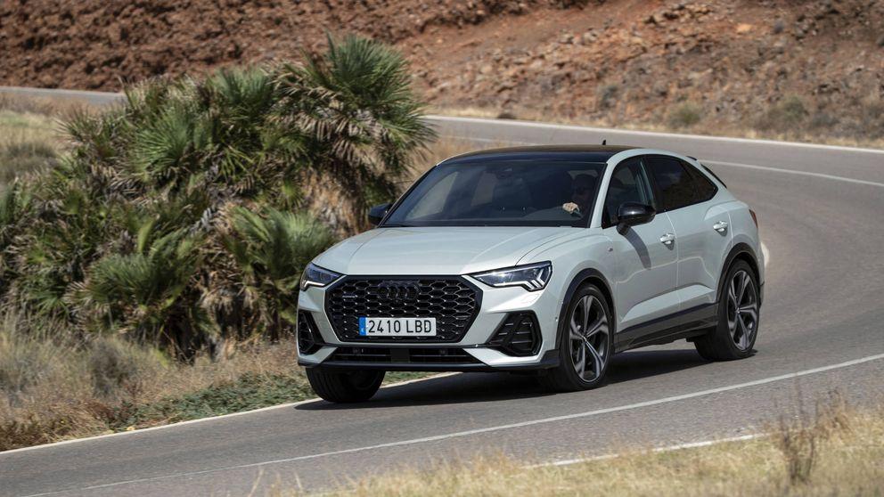 Audi añade pimienta al todocamino compacto: así es el llamativo Q3 Sportback
