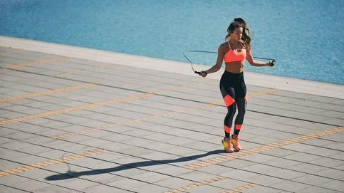 Beneficios de saltar a la comba y correr para perder peso