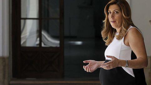 Susana Díaz da a luz a un varón de 3 kilos en un hospital público de Sevilla