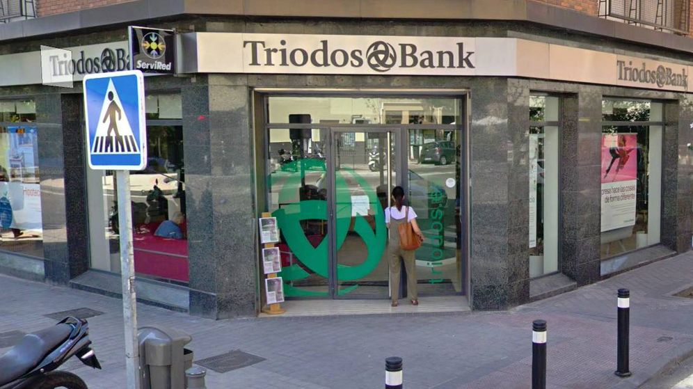 Foto: Oficina de Triodos Bank. (Google Maps)