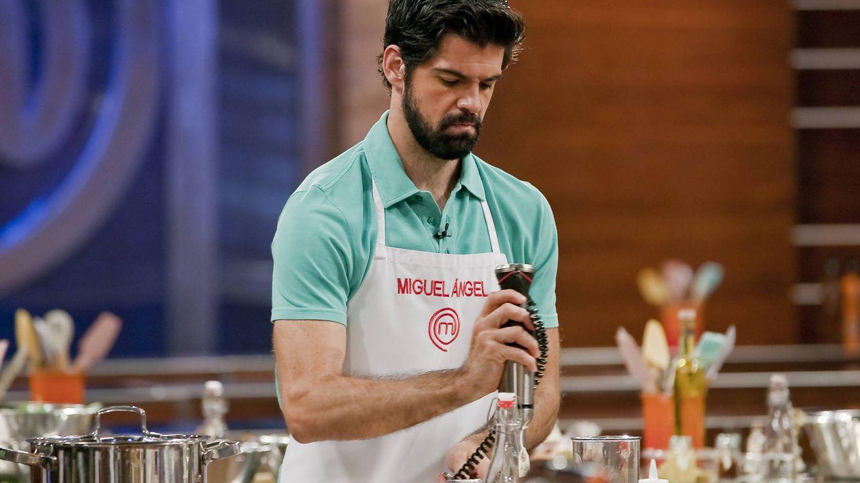 Foto: Miguel Ángel Muñoz, ganador de la primera edición de 'MasterChef Celebrity' (RTVE)