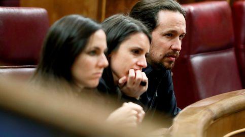 Iglesias es incapaz de frenar la vuelta de votantes al PSOE por su postura en el 'procés'
