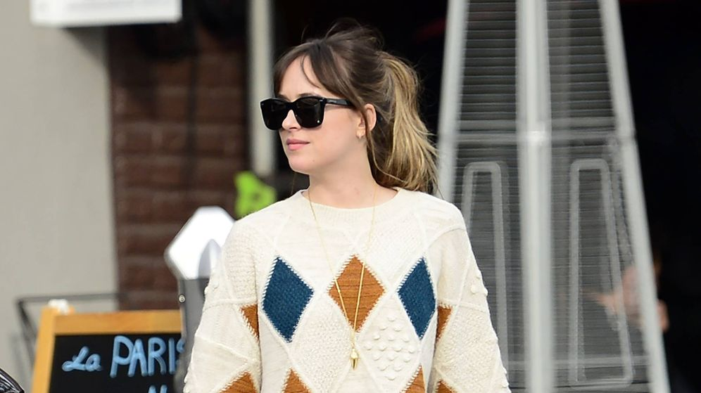 Foto: Dakota Johnson. (Gtres)