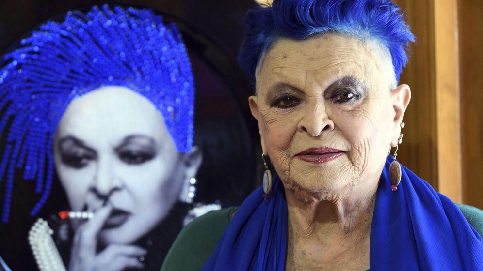 Foto: Piden cárcel para Lucía Bosé por vender un dibujo de Picasso de una empleada. (EFE)