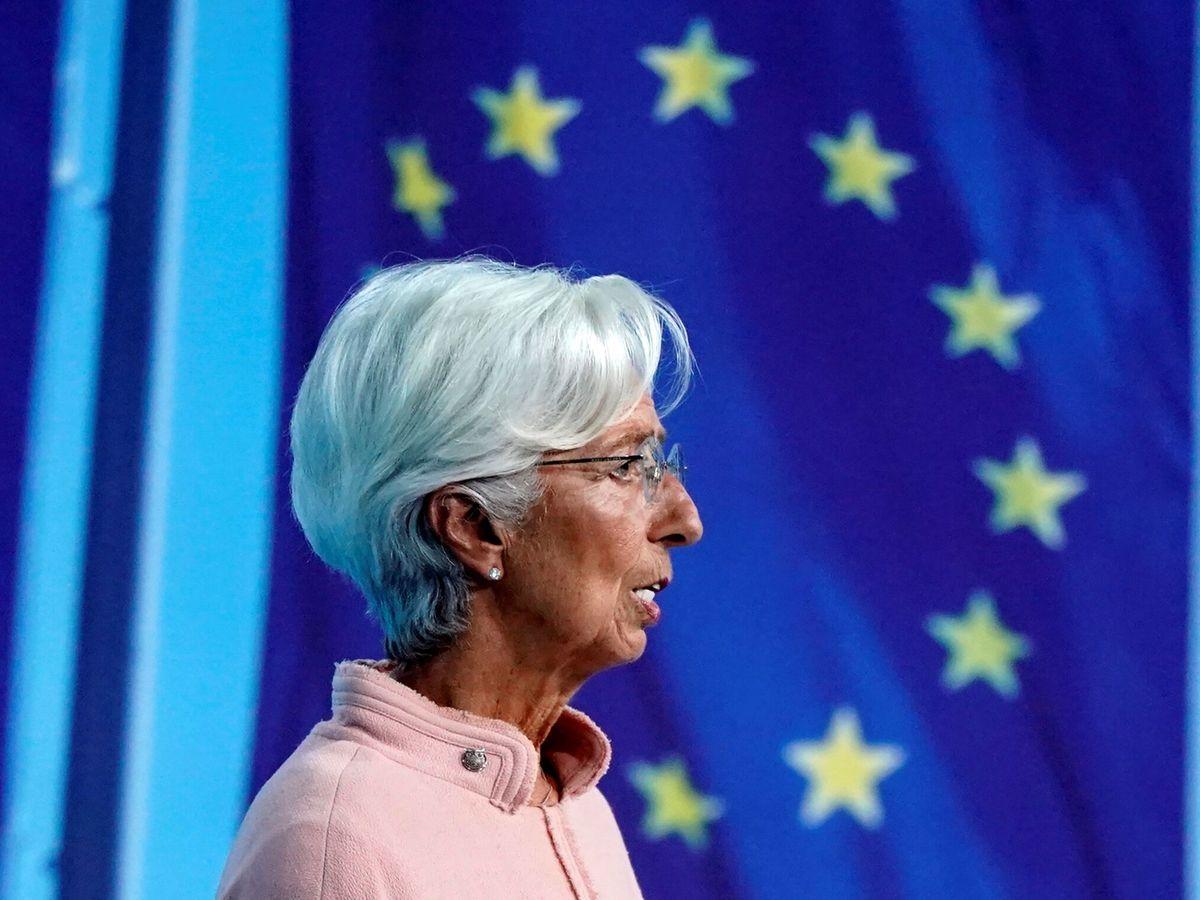 Foto: La presidenta del Banco Central Europeo (BCE). (Reuters)