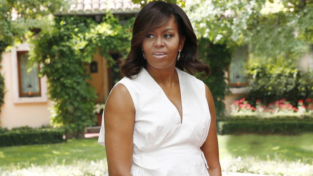 Foto: Michelle Obama no se ha quedado callada (Getty)