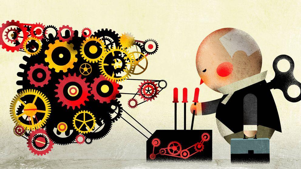 Los funcionarios se hacen viejos: menos ganas, más cínicos y llenos de achaques