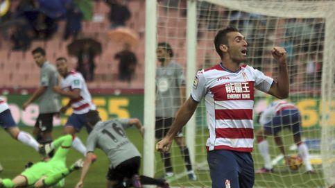El Granada abre expediente a Barral por llegar a las manos con Isaac Cuenca