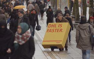 Una maquiavélica idea de DHL deja en ridículo a su competencia